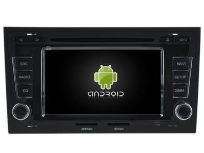 AUTORADIO ANDROÏD GPS BLUETOOTH AUDI A4/S4/RS4 + CAMERA DE RECUL