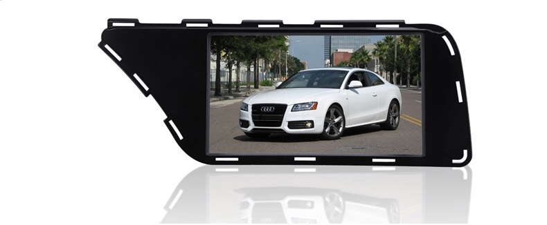 autoradio gps bluetooth audi a4 a5 q5 camera de recul neuf pas cher. Black Bedroom Furniture Sets. Home Design Ideas