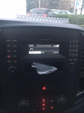 Autoradio gps bluetooth android autoradio mercedes sprinter viano vito classe a b camera de recul commande au volant ipod tv dvbt 3g 4g pas cher wifi poste usb sd tnt 2 din tactile