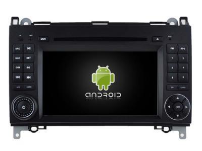 AUTORADIO ANDROÏD GPS BLUETOOTH MERCEDES SPRINTER/VIANO/VITO/CLASSE A&B + CAMERA DE RECUL