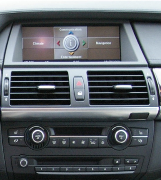 Autoradio gps bluetooth android bluetooth bmw x5 e70 et x6 e71 camera de recul 2