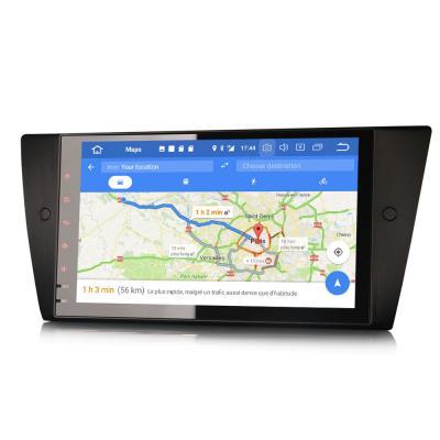 AUTORADIO ANDROÏD FULL TACTILE GPS BLUETOOTH BMW SERIE 3 E90 E91 E92 E93 2005 à 2012 + CAMERA DE RECUL