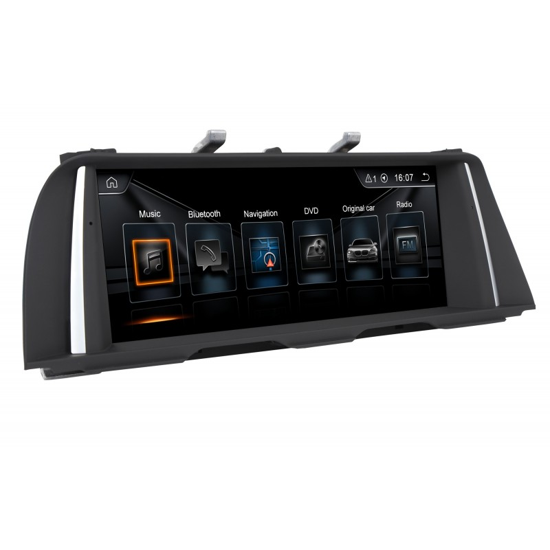 Autoradio gps bluetooth android bmw serie x5 2011 2016 camera de recul commande au volant ipod tv dvbt 3g 4g pas cher wifi poste usb sd tnt 2 din tactile canbus mirror link double