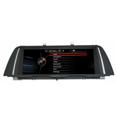 AUTORADIO ANDROÏD GPS BLUETOOTH BMW SERIE 5 F10 de 2011-2016 + CAMERA DE RECUL