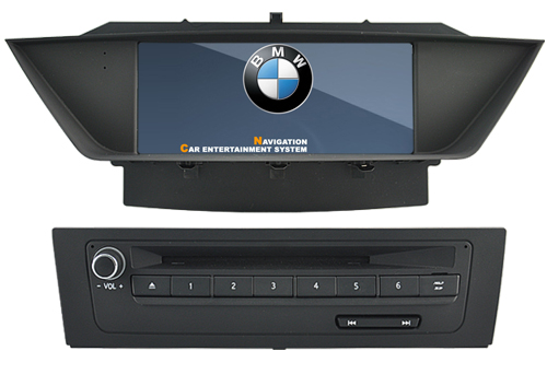 autoradio gps bluetooth bmw x1 e84 camera de recul. Black Bedroom Furniture Sets. Home Design Ideas