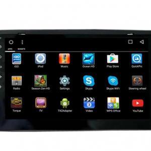 Autoradio gps bluetooth android camera de recul commande au volant ipod tv dvbt 3g 4g pas cher wifi poste usb sd tnt double 2 din canbus iphone samsung www gps navigation fr skoda