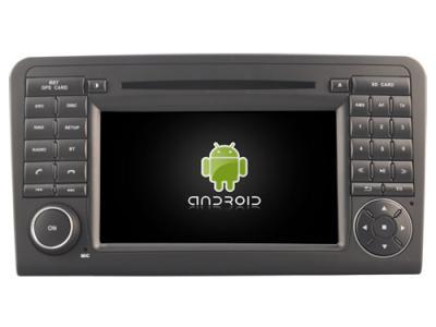 AUTORADIO ANDROÏD GPS BLUETOOTH ML W164, GL X164 2005 à 2011 + CAMERA DE RECUL