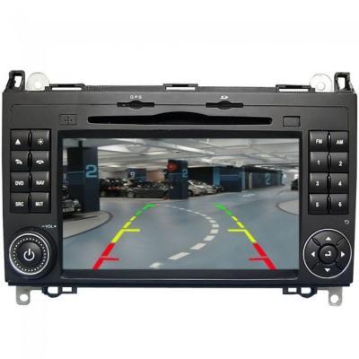 AUTORADIO GPS BLUETOOTH MERCEDES SPRINTER/VIANO/VITO/CLASSE A&B + CAMERA DE RECUL