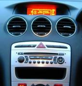 Autoradio gps bluetooth android peugeot rcz 308 308 cc 308 sw 408 camera de recul commande au volant ipod tv dvbt 3g 4g pas cher wifi poste usb sd tnt double 2 din tactile canbus m