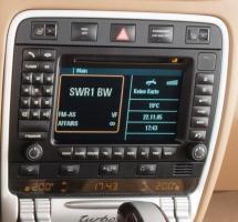Autoradio gps bluetooth android porsche cayenne camera de recul commande au volant ipod tv dvbt 3g 4g pas cher wifi poste usb sd tnt double 2 din tactile canbus mirror link iphone