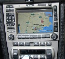 Autoradio gps bluetooth android porsche cayman boxster 911 977 camera de recul commande au volant ipod tv dvbt 3g 4g pas cher wifi poste usb sd tnt double 2 din tactile canbus mirr