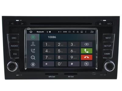 AUTORADIO GPS BLUETOOTH SEAT EXEO + CAMERA DE RECUL