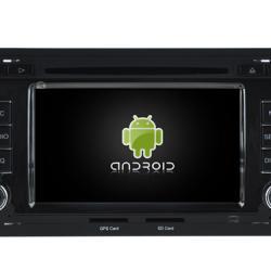 AUTORADIO ANDROÏD GPS BLUETOOTH SEAT EXEO + CAMERA DE RECUL