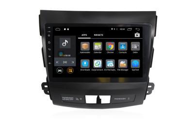 AUTORADIO ANDROID FULL TACTILE GPS BLUETOOTH MITSUBISHI OUTLANDER 2007-2012 + CAMERA DE RECUL