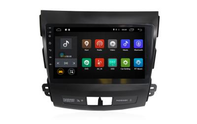 AUTORADIO ANDROID FULL TACTILE GPS BLUETOOTH PEUGEOT 4007 + CAMERA DE RECUL