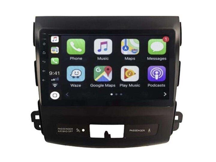 Autoradio gps bluetooth citroen c crosser android peugeot 4008