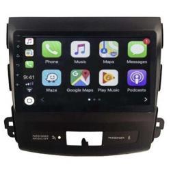 Autoradio Android full tactile GPS Bluetooth Citroën C-Crosser de 2007 à 2013 + caméra de recul