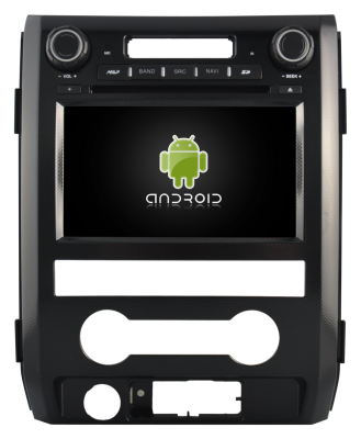 AUTORADIO ANDROID GPS BLUETOOTH FORD F150 2009 à 2014 + CAMERA DE RECUL