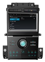 Autoradio gps bluetooth ford taurus android camera de recul commande au volant ipod tv dvbt 3g 4g pas cher wifi poste usb sd tnt double 2 din canbus iphone samsung www gps navigati