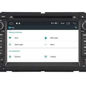 Autoradio gps bluetooth gmc android camera de recul commande au volant ipod tv dvbt 3g 4g pas cher wifi poste usb sd tnt double 2 din canbus iphone samsung www gps navigation fr 1