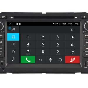 Autoradio gps bluetooth gmc android camera de recul commande au volant ipod tv dvbt 3g 4g pas cher wifi poste usb sd tnt double 2 din canbus iphone samsung www gps navigation fr 2