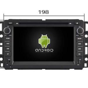 Autoradio gps bluetooth gmc android camera de recul commande au volant ipod tv dvbt 3g 4g pas cher wifi poste usb sd tnt double 2 din canbus iphone samsung www gps navigation fr 4