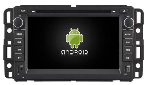 Autoradio gps bluetooth gmc android camera de recul commande au volant ipod tv dvbt 3g 4g pas cher wifi poste usb sd tnt double 2 din canbus iphone samsung www gps navigation fr 5