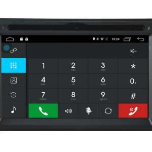 Autoradio gps bluetooth gps android saab 9 3 camera de recul commande au volant ipod tv dvbt 3g 4g pas cher wifi poste usb sd tnt double 2 din tactile canbus mirror link samsung ip
