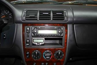 Autoradio gps bluetooth mercedes ml w163