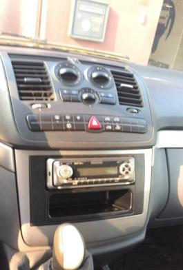 Autoradio gps bluetooth mercedes viano
