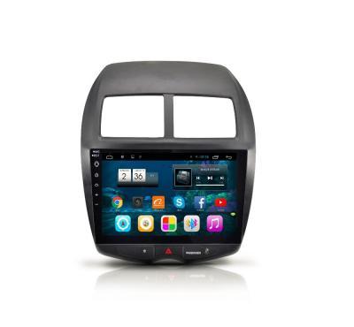AUTORADIO ANDROID GPS BLUETOOTH MITSUBISHI ASX  + CAMERA DE RECUL