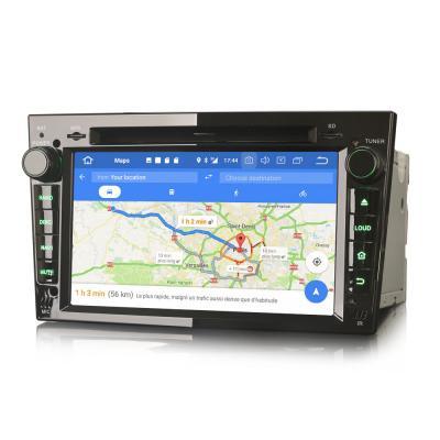 AUTORADIO ANDROÏD GPS BLUETOOTH OPEL ASTRA CORSA ANTARA MERIVA VECTRA VIVARO ZAFIRA + CAMERA DE RECUL
