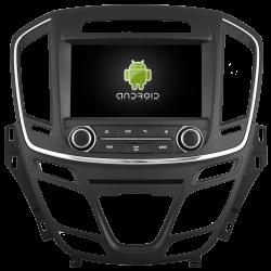 AUTORADIO ANDROÏD GPS BLUETOOTH OPEL INSIGNIA depuis 2014 + CAMERA DE RECUL