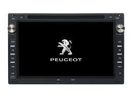 AUTORADIO ANDROÏD GPS BLUETOOTH PEUGEOT PARTNER,TEPEE,BOXER,3008,5008 + CAMERA DE RECUL