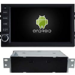 Autoradio Android tactile GPS Bluetooth Peugeot 308 de 2013 à 2018 + caméra de recul