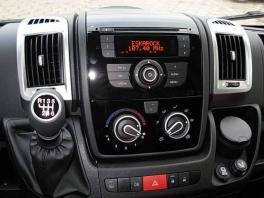 Autoradio gps bluetooth peugeot boxer android camera de recul commande au volant ipod tv dvbt 3g 4g pas cher wifi poste usb sd tnt double 2 din canbus iphone samsung www gps naviga