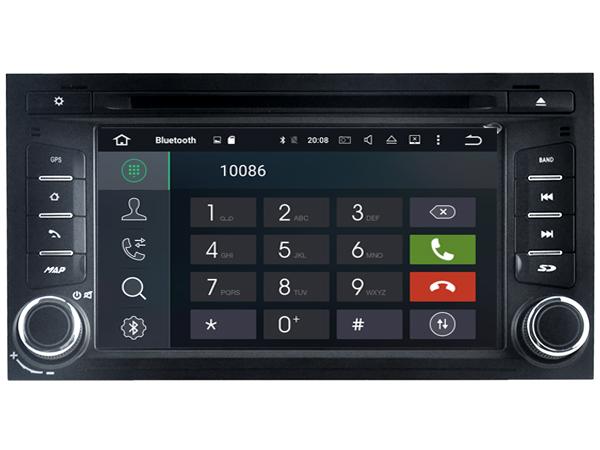 Autoradio gps bluetooth seat leon android camera de recul commande au volant ipod tv dvbt 3g 4g pas cher wifi poste usb sd tnt double 2 din canbus iphone samsung www gps navigation