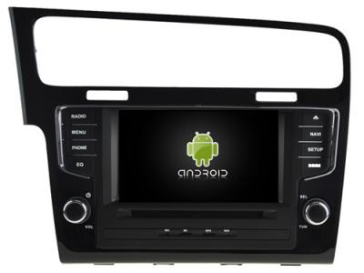AUTORADIO ANDROÏD GPS BLUETOOTH VW GOLF 7 + CAMERA DE RECUL