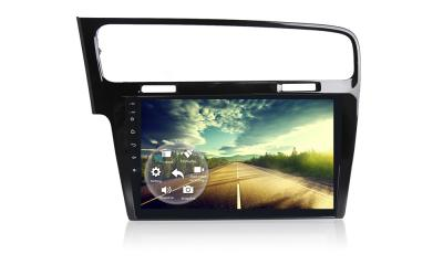 AUTORADIO ANDROID FULL TACTILE GPS BLUETOOTH VW GOLF 7 + CAMERA DE RECUL
