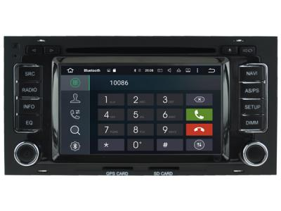 AUTORADIO GPS BLUETOOTH VW TOUAREG/T5/CALIFORNIA/CARAVELLE/MULTIVAN + CAMERA DE RECUL