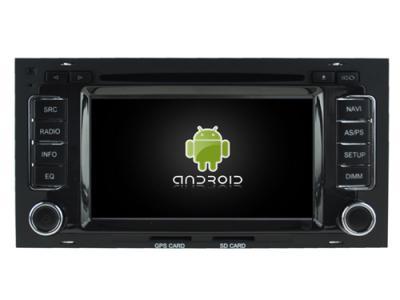 AUTORADIO ANDROÏD GPS BLUETOOTH VW TOUAREG/T5/CALIFORNIA/CARAVELLE/MULTIVAN + CAMERA DE RECUL