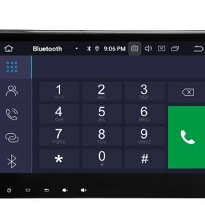 Autoradio gps bluetooth volkswagen touareg t5 california caravelle multivan android camera de recul commande au volant ipod tv dvbt 3g 4g pas cher wifi poste usb sd tnt double 2 di