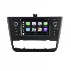 Autoradio Android tactile GPS Bluetooth BMW Série 1 E81, E82, E87, et E88 de 2004 à 2012 + caméra