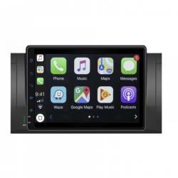 Autoradio Android full tactile GPS Bluetooth BMW Série BMW Serie 5 E39, M5, X5 E53, Serie 7 E38 + caméra de recul