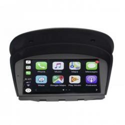 Autoradio Android full tactile GPS Bluetooth BMW Série 5 M5, E60, Serie 6 E63, E64 ,et Série 3 E90 + caméra de recul