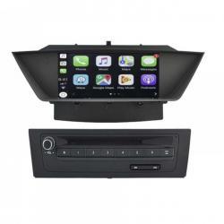 Autoradio Android tactile GPS Bluetooth BMW X1 E84 de 2009 à 2015 + caméra de recul