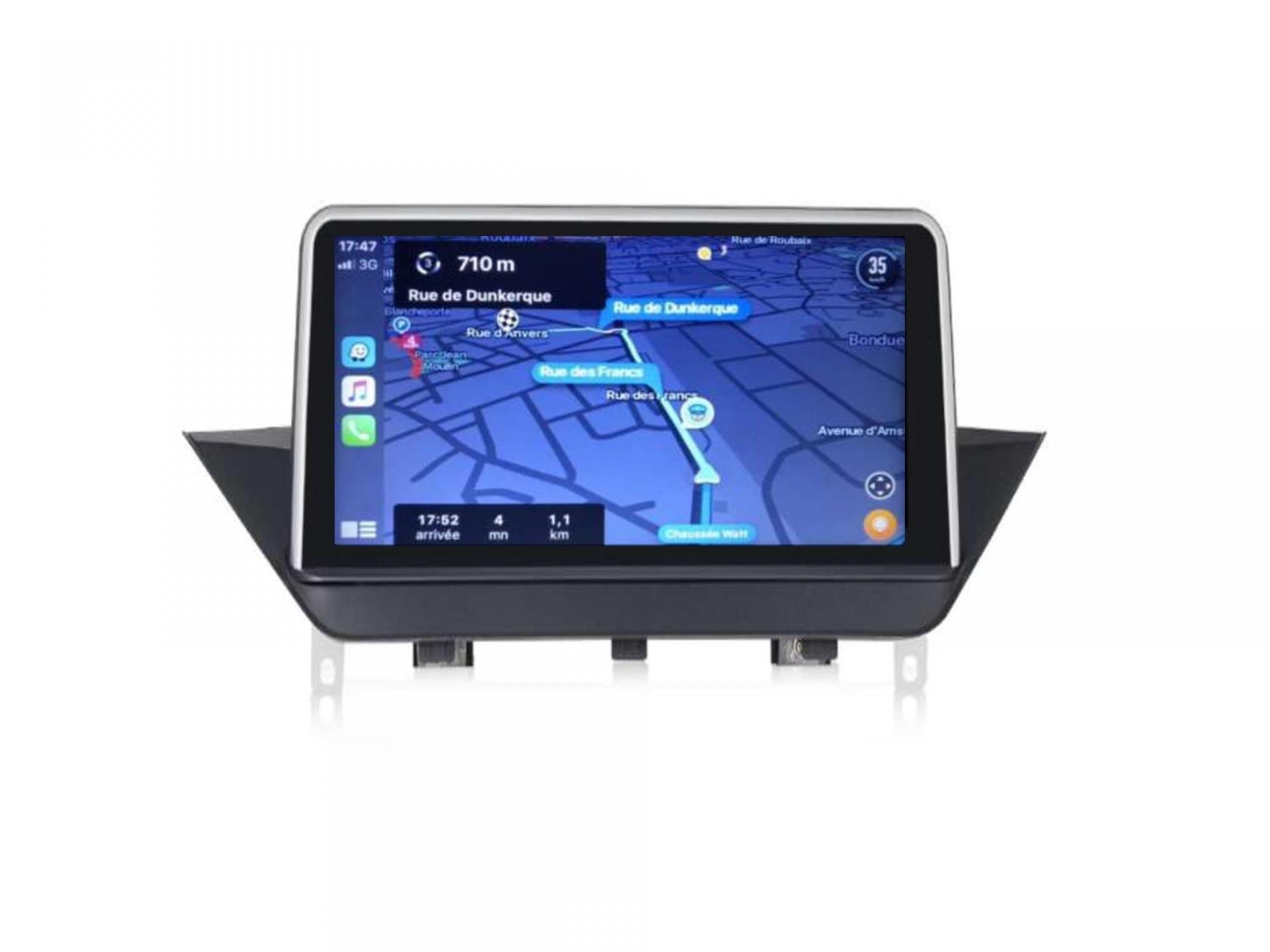 Autoradio gps carplay android auto bluetooth bmw x1 e84 4 1