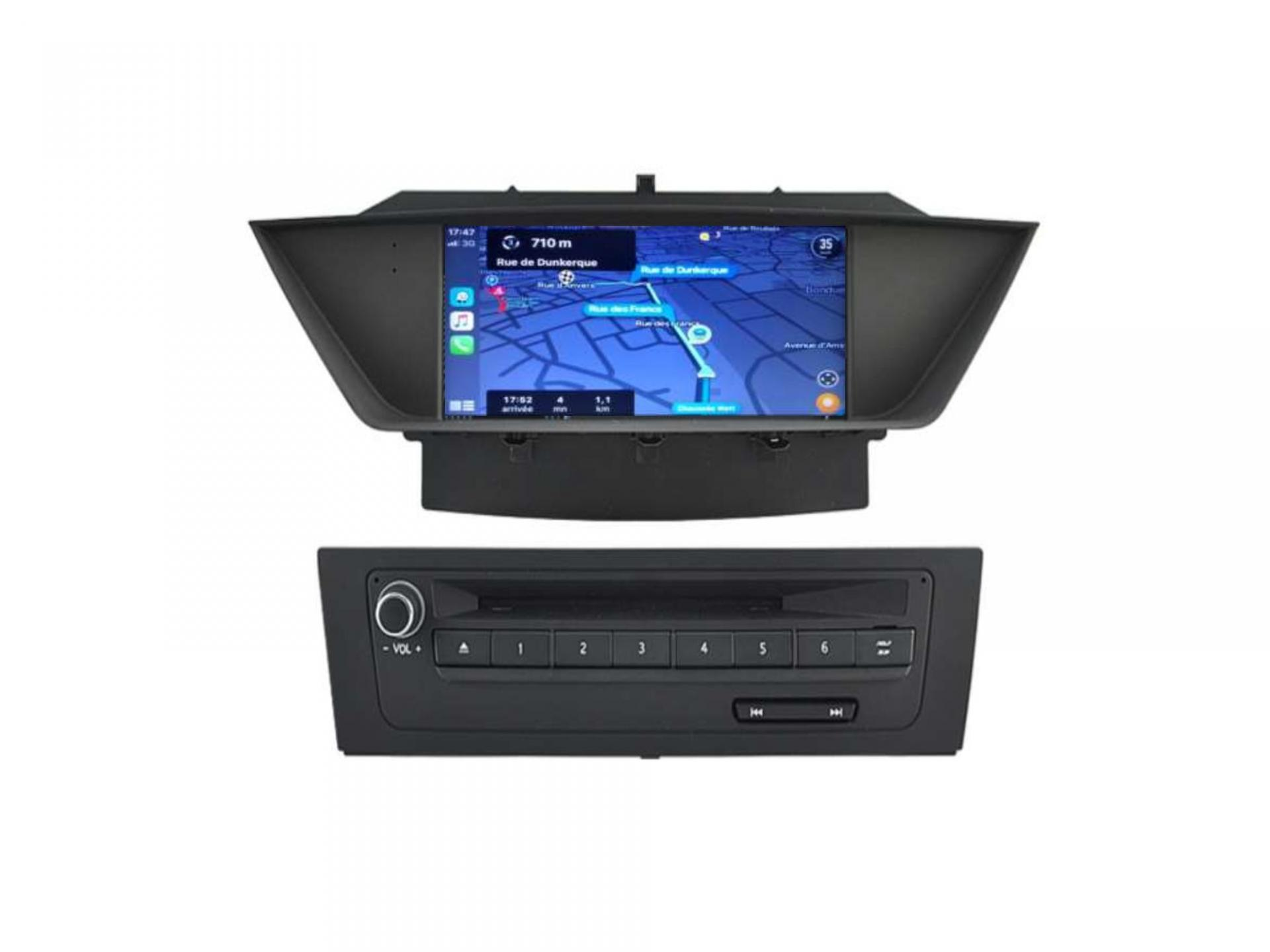 Autoradio gps carplay android auto bluetooth bmw x1 e84 4