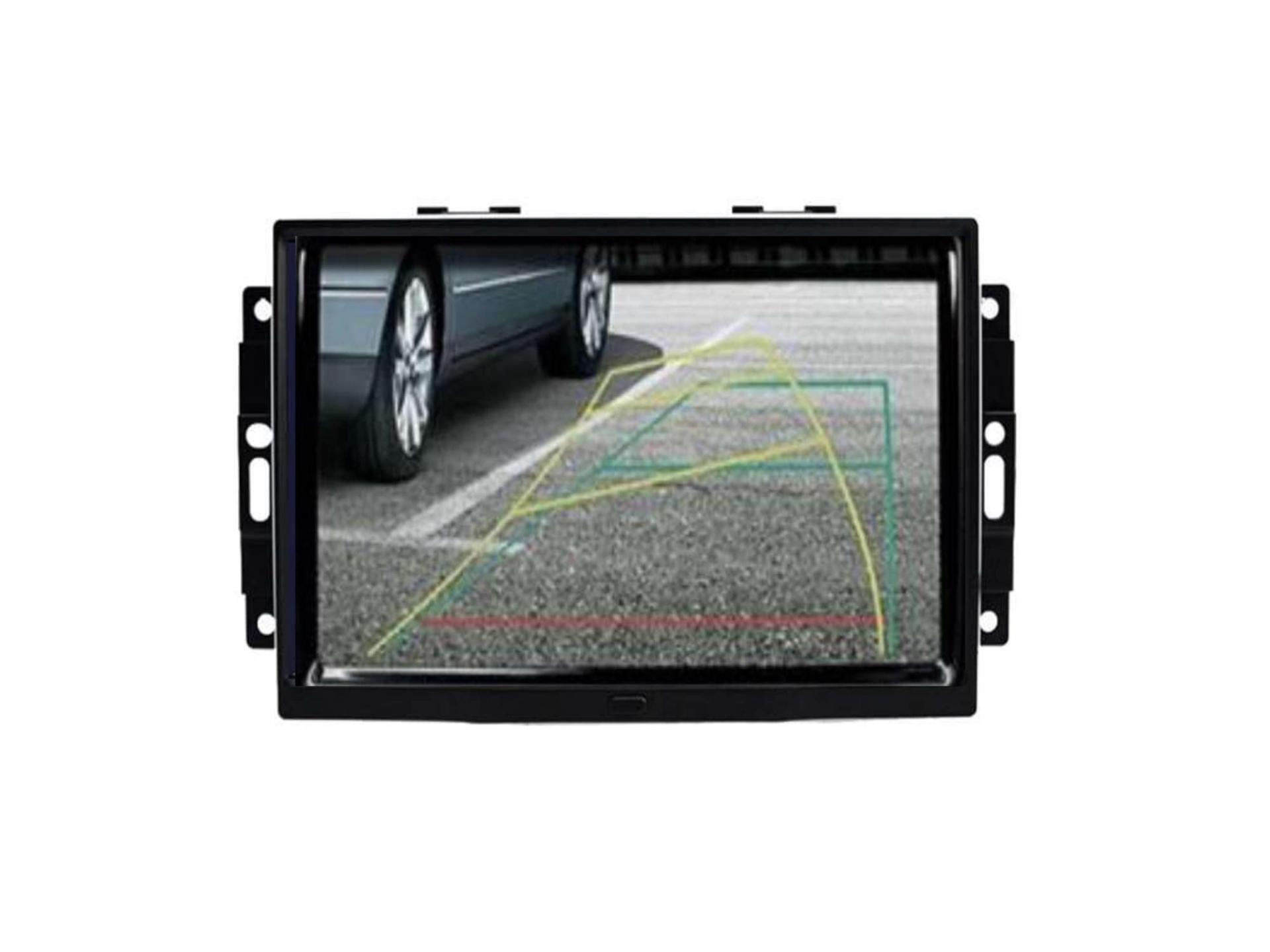 Autoradio gps carplay android auto bluetooth jeep chrysler 300c chrysler aspen remplace autoradio 2