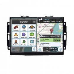 AUTORADIO GPS BLUETOOTH ANDROÏD Jeep Grand Cherokee, Compass et Commander de 2006 à 2010 + CAMERA DE RECUL